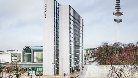 Intercity Hotel Dammtor Messe