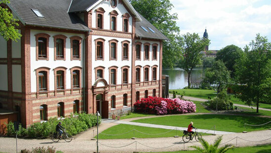Hotel am Tiefwarensee in Waren